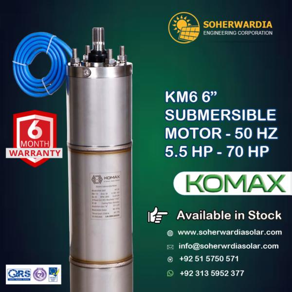 Komax-Motor-25HP