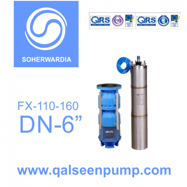 FX8-130/1-Submersible-Pump