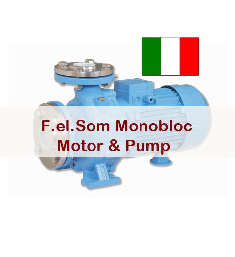 Felsom Monobloc Pump