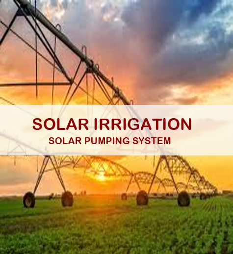 Solar For Irrigation