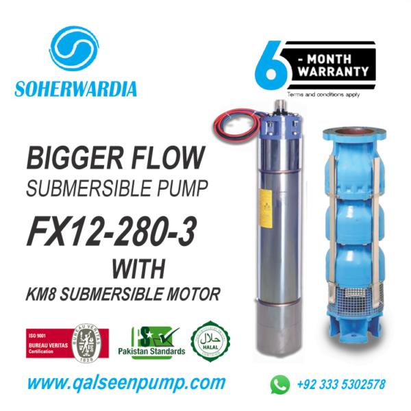 fx12-280-3-Submersible-pump