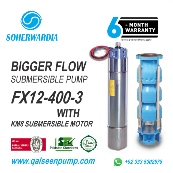 fx12-400-3-Submersible-Pump