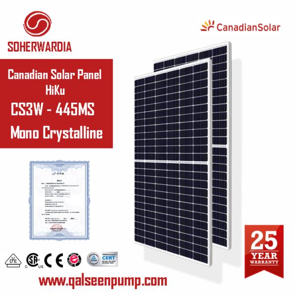 HiKu-CS3W-445MS-Canadian-Solar