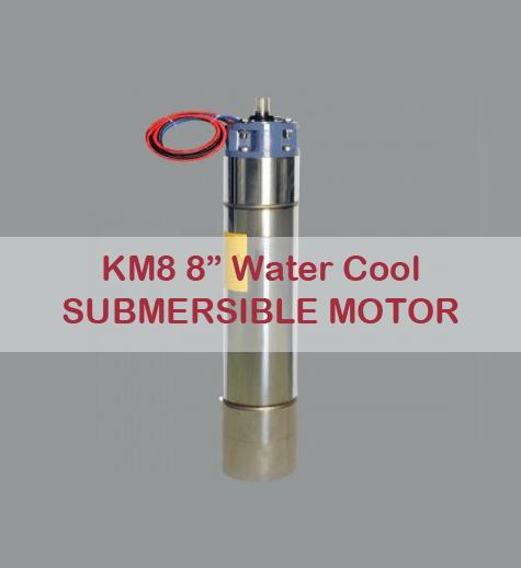KM8 Submersible Motor