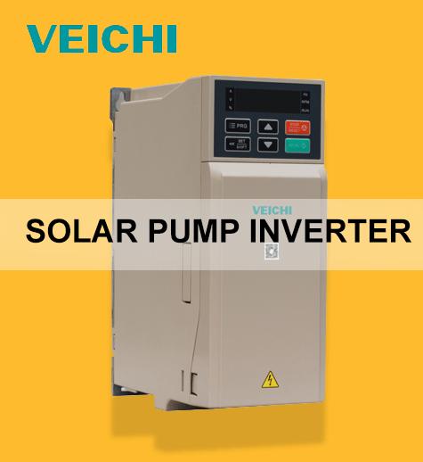 Veichi Solar Pump Inverter
