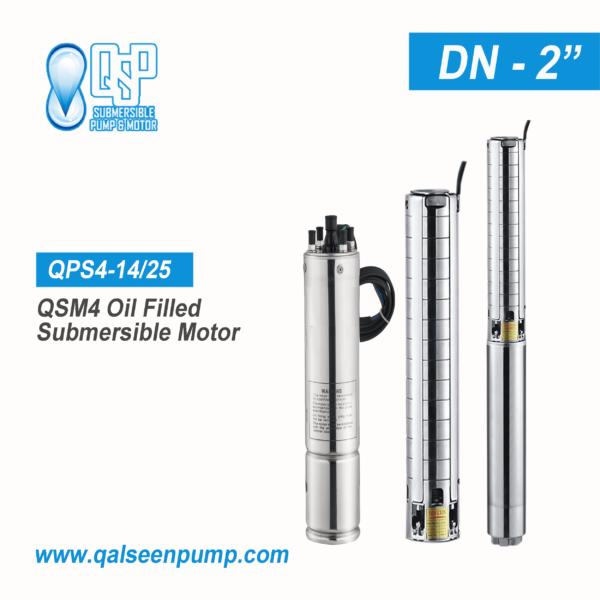 QSP4-14-25-Submersible-Pump