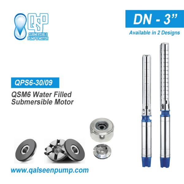 QSP6-30-09-Submersible-Pump